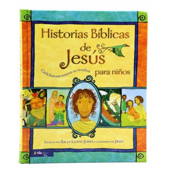 Historias Biblicas De Jesus Para Niños